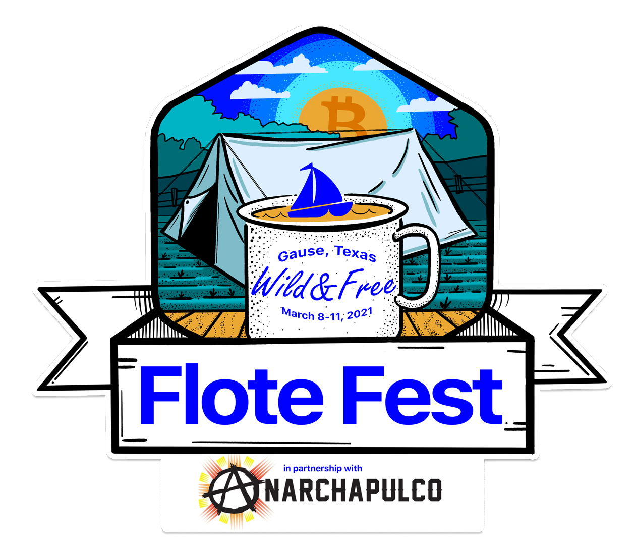 Flote Fest + Anarchapulco 2021